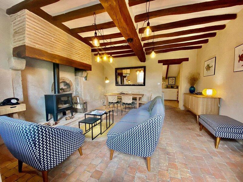 La Petite Hurtebiche, vacation rental in La Suze-sur-Sarthe