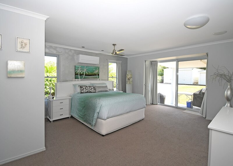 The Hidden Oasis at 19, vacation rental in Hervey Bay