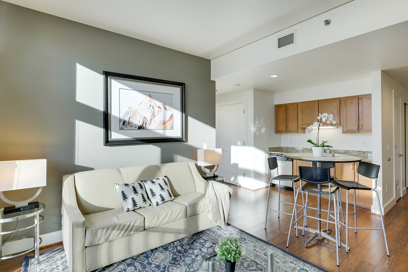 Modern, Upgraded Apartment - fast wifi and parking!, holiday rental in Portland