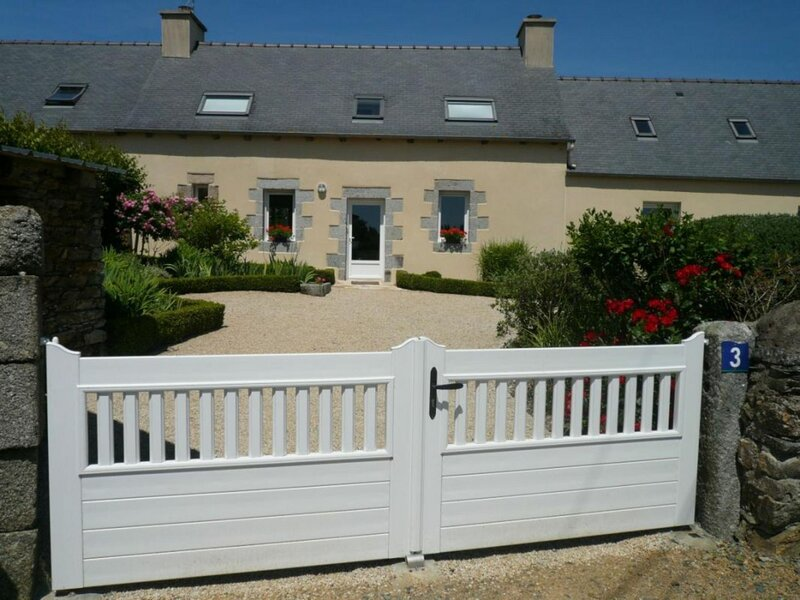 POMMERIT JAUDY - 6 pers, 97 m2, 4/3, holiday rental in Pontrieux