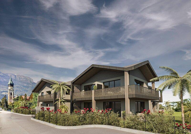 La Rosea - Fine Living Apartments, holiday rental in Malosco