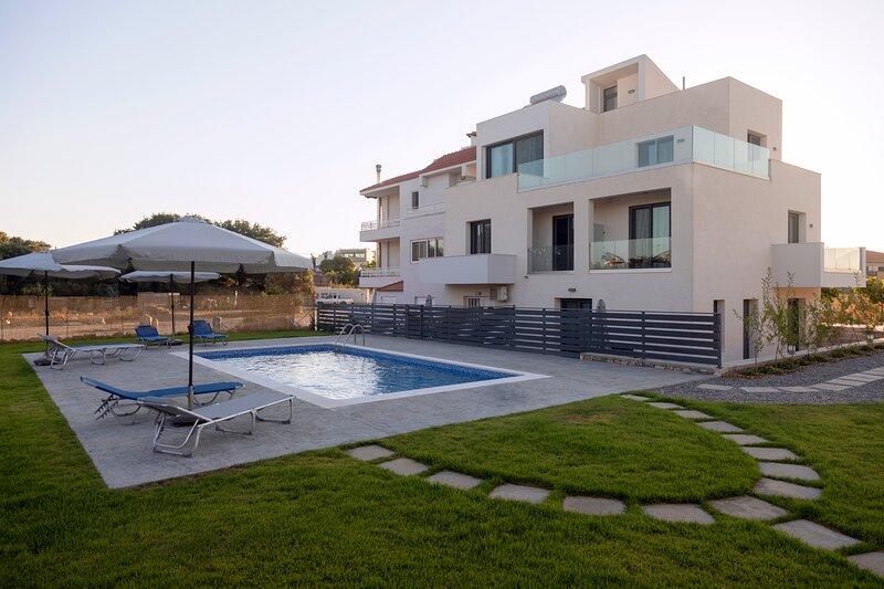 Three Ways Apartments - 3, holiday rental in Koskinou