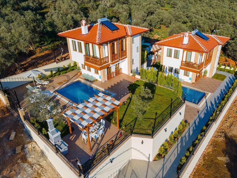 Villa Lavinya 1 Akyaka Daily Weekly Rentals, vakantiewoning in Ula