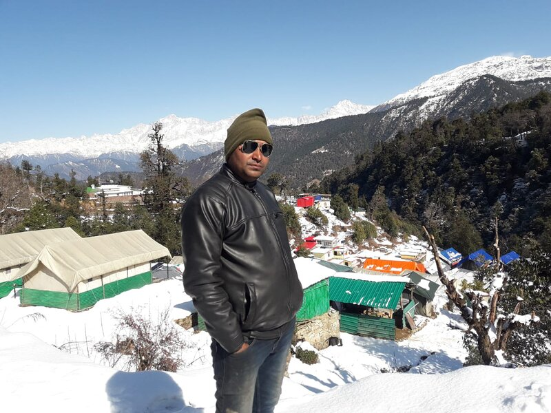 U.K Heaven Adventure & Camping in Chopta Himalayas, casa vacanza a Rudraprayag District