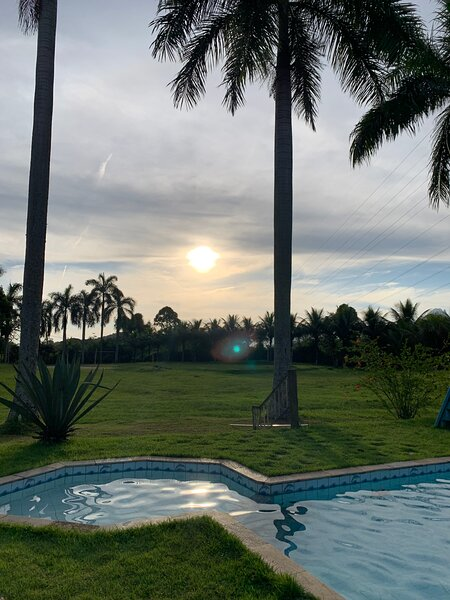 Sítio dos Girassóis, holiday rental in Guapimirim