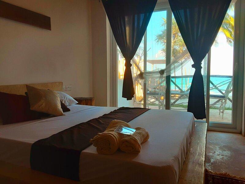 Un sogno in riva al mare, location de vacances à Matemwe