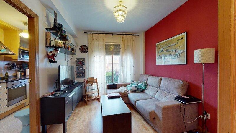 Modern apartment in quiet area, holiday rental in Zaragoza