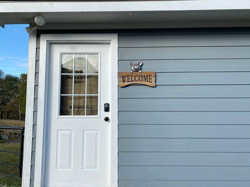 Double D Ranch Guest House, aluguéis de temporada em Point