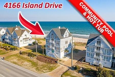 Island Drive 4166, aluguéis de temporada em North Topsail Beach