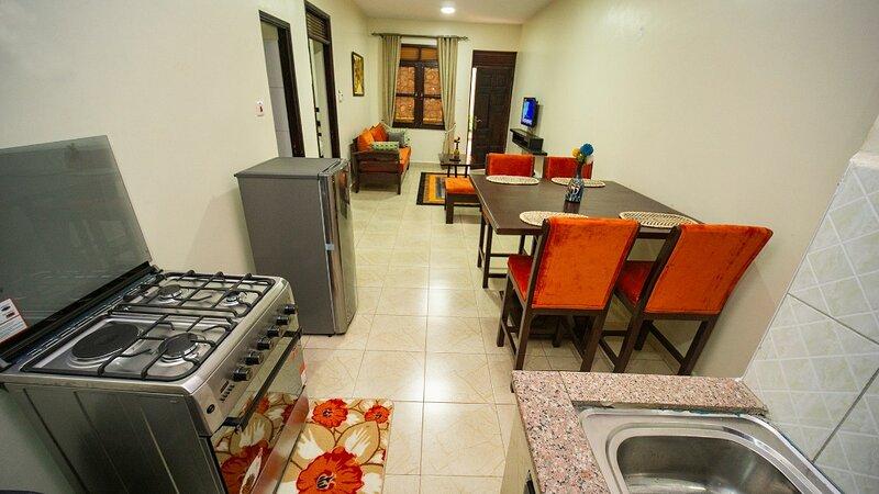 Garden Towers (xx2), holiday rental in Kasangati