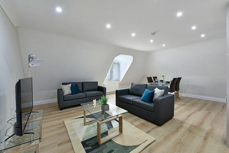 07- Deanway Serviced Apartments Chalfont St Giles - Apt C, Ferienwohnung in Denham