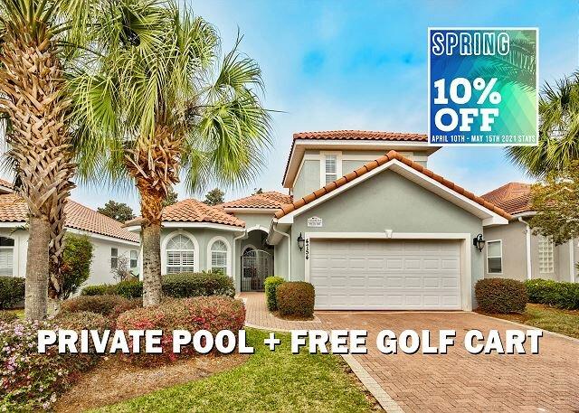 Casa de Paz- Vacation Home in Destin, FL at Destiny East