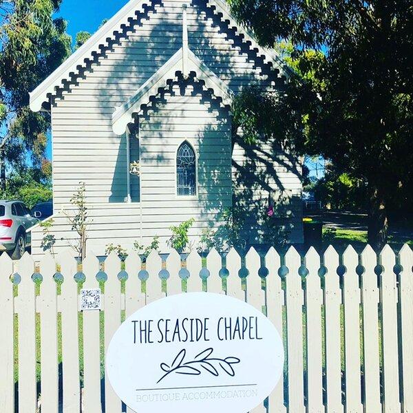 The Seaside Chapel, Port Fairy, aluguéis de temporada em Port Fairy