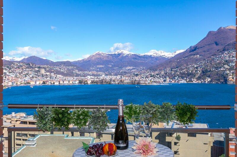 Vista Paradiso, location de vacances à Lugano