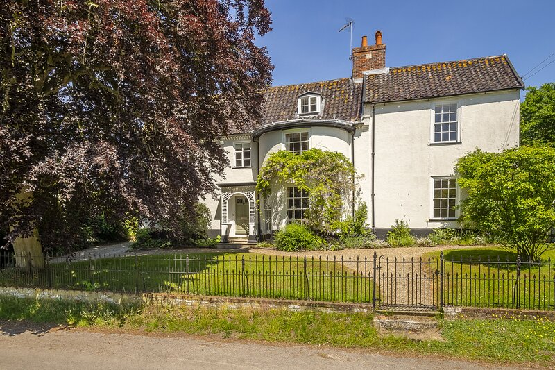 The Old Rectory, holiday rental in Heveningham