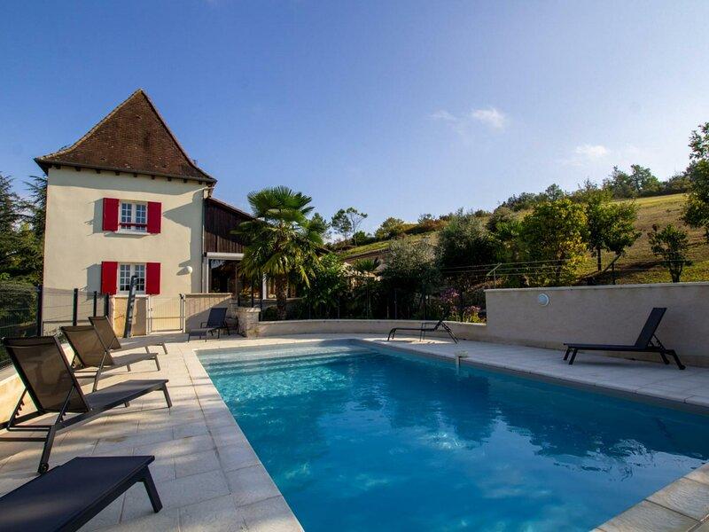 Le Loriensa, vacation rental in Manzac-sur-Vern