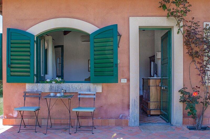 Appartamento Rosmarino Tenuta San.Calogero, holiday rental in Villasmundo