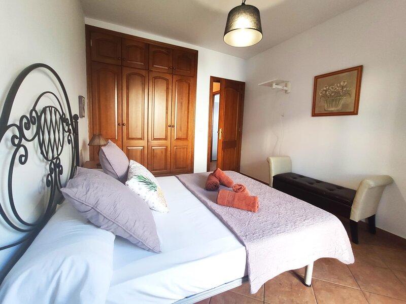 La Chalana, two bedroom apartment in El Charco de San Ginés, holiday rental in Puerto Naos