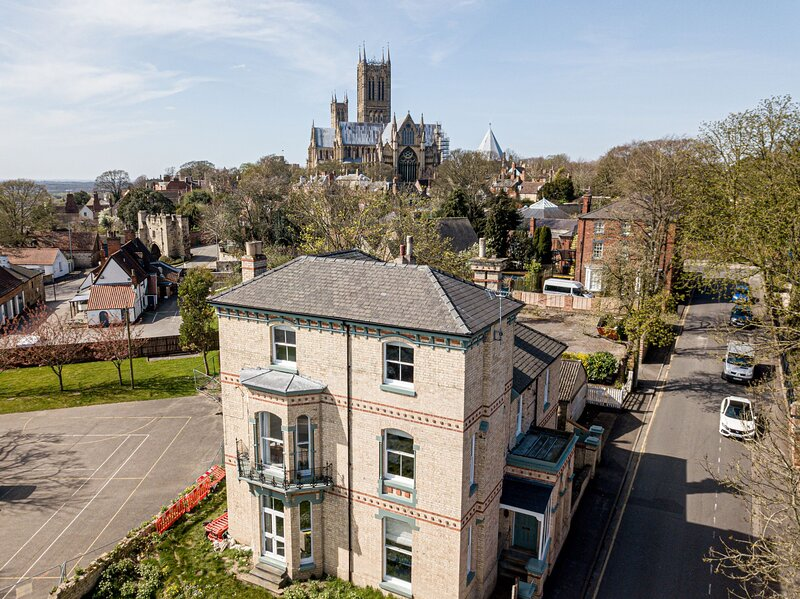 The Lincoln Apartments The Minster, holiday rental in Washingborough