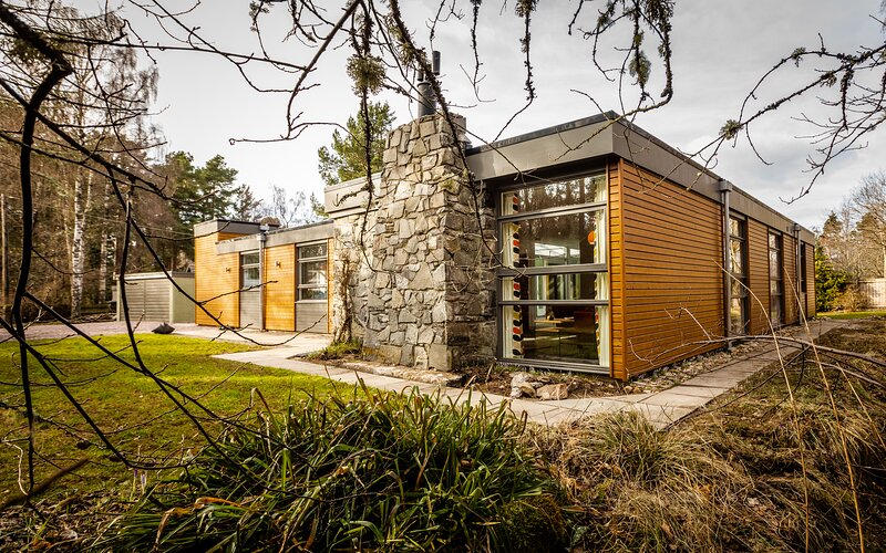 Strathy House, Rothiemurchus, Aviemore - New for 2021, vakantiewoning in Aviemore and the Cairngorms