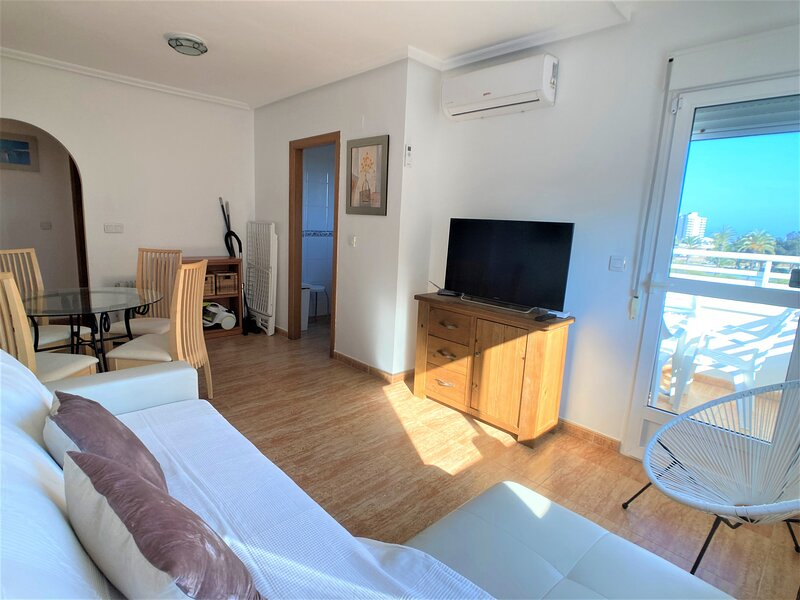 Beautiful two-bedroom apartment in Luz Bahía, vacation rental in Lo Pagán