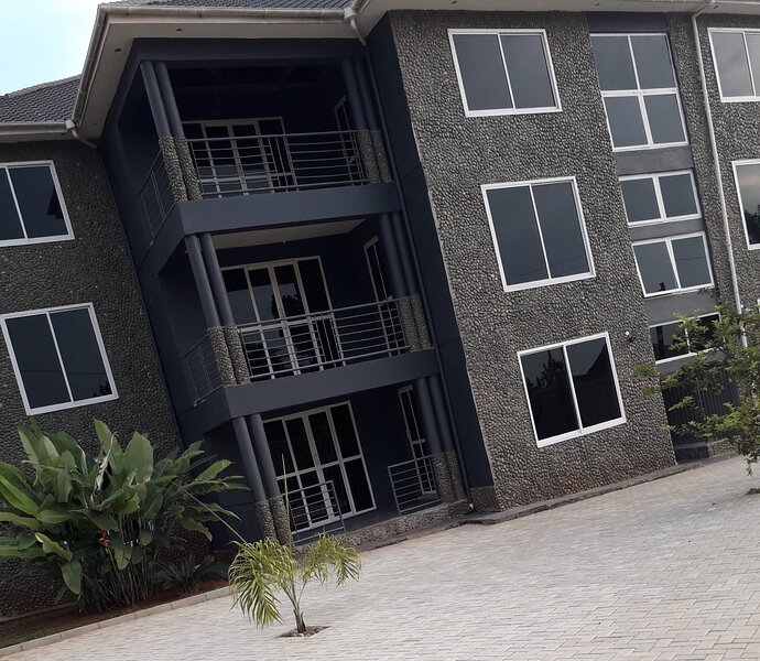 Eagles Apartments, holiday rental in Entebbe