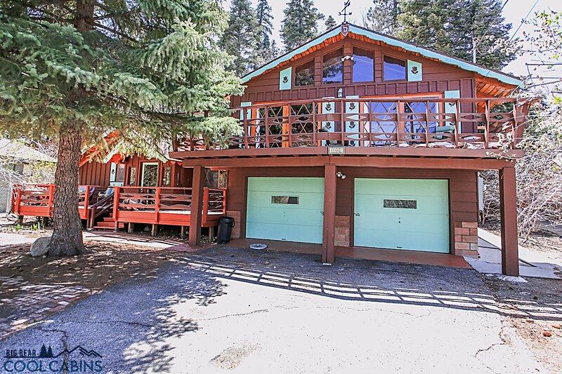 Avalon, vacation rental in Big Bear Lake