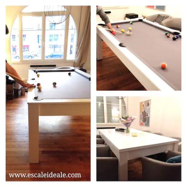 Gîte Familial - So Cute Villa - ESCALE IDEALE, holiday rental in Ballan Mire