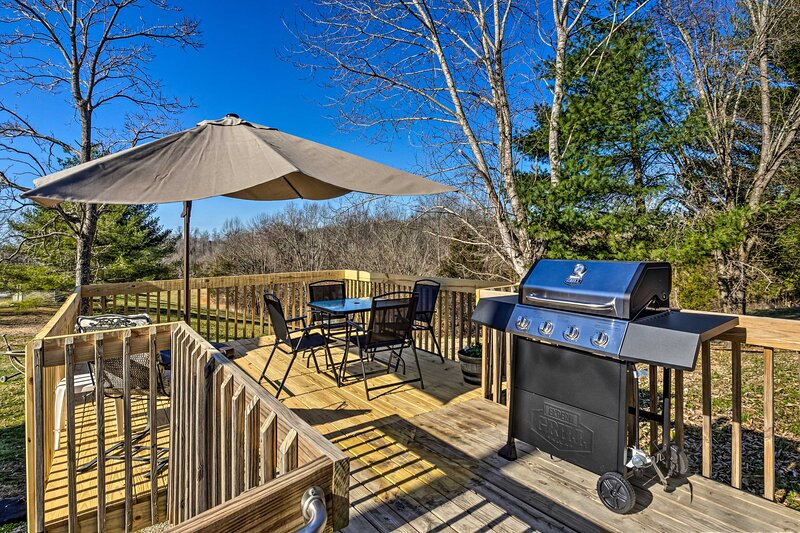 NEW! Boating Mecca: Near Dale Hollow Lake & Golf!, holiday rental in Celina