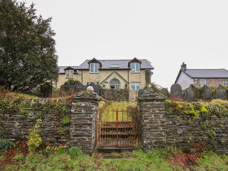 Bwthyn Rhosyn Gwyllt, Bow Street, Wales, location de vacances à Pont-Rhyd-y-Groes