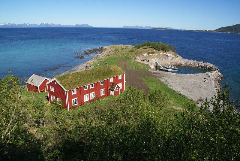 Elgsnes Gaard, alquiler vacacional en Harstad