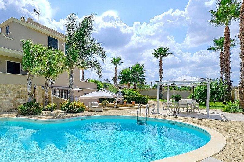 Villa Cleandra, holiday rental in Supersano