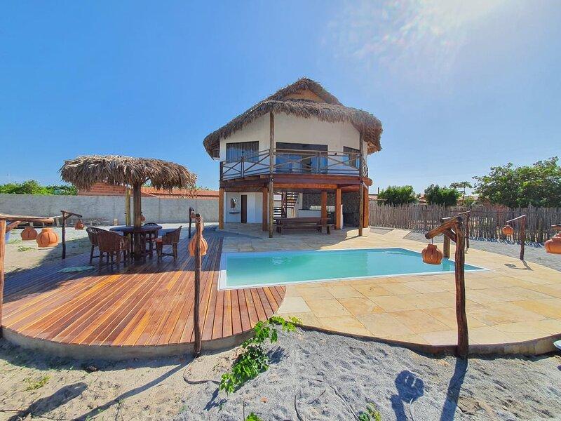 Casa de Sal - Barra Grande, casa vacanza a Luis Correia