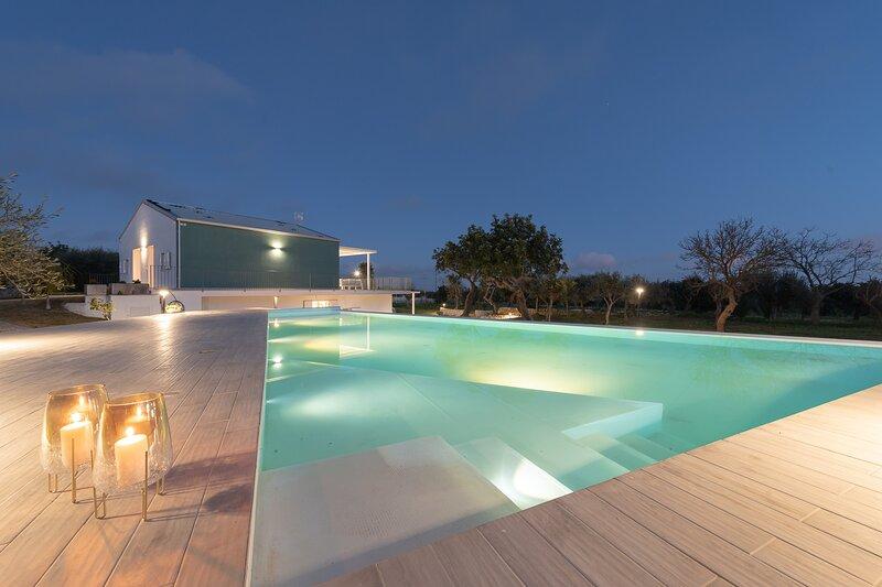 Villa Iris, holiday rental in Pozzallo