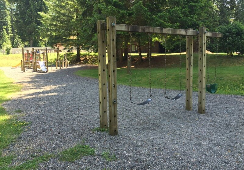 Swing,Gate,Outdoors,Play Area,Playground