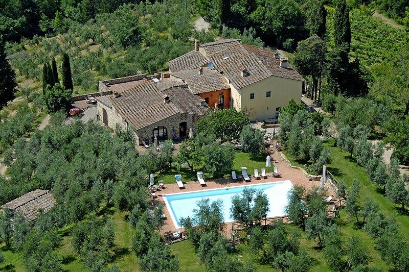 Casa China, vacation rental in Bargino