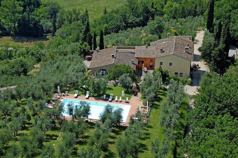 Giotto, vacation rental in Bargino