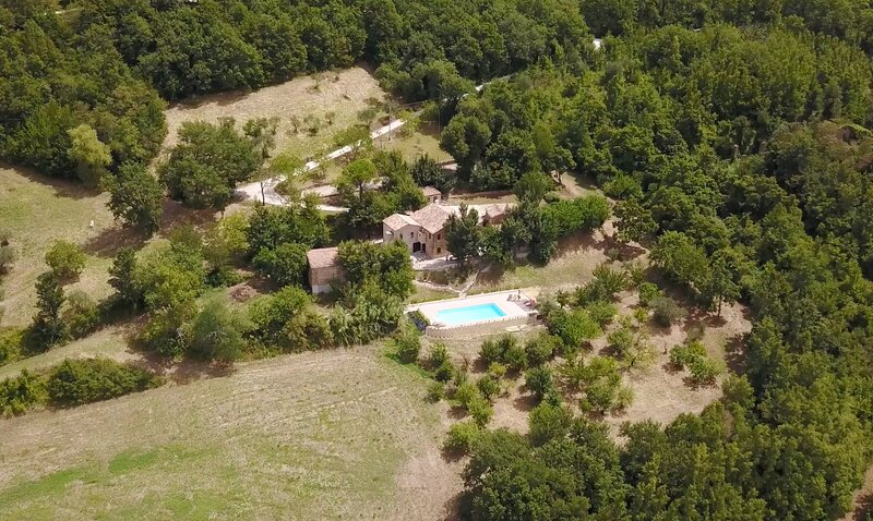 Villa Sasso, vacation rental in Province of Ancona