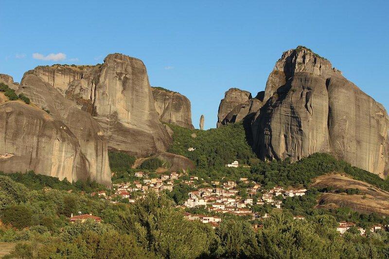 Meteora Escape - Kastraki Cosy Retreat, location de vacances à Prinos