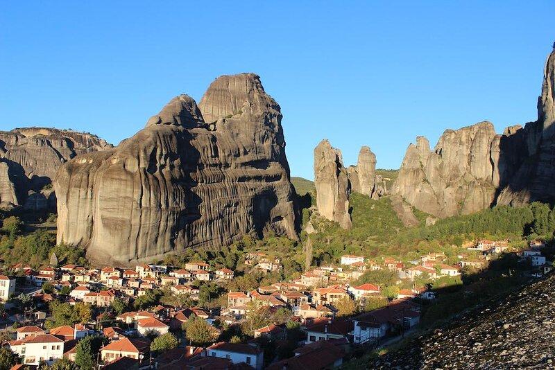 Meteora Escape - Kastraki Comfy Retreat, location de vacances à Prinos