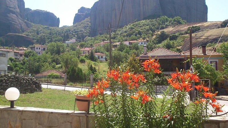 Meteora Escape - Kastraki Cosy Retreat, location de vacances à Kastraki