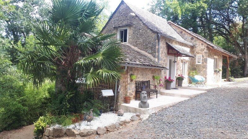 la maison de ROBIN des BOIS, vacation rental in La Fouillade