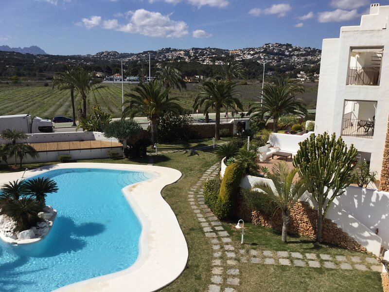 APARTMENT MARTINI, vacation rental in Moraira