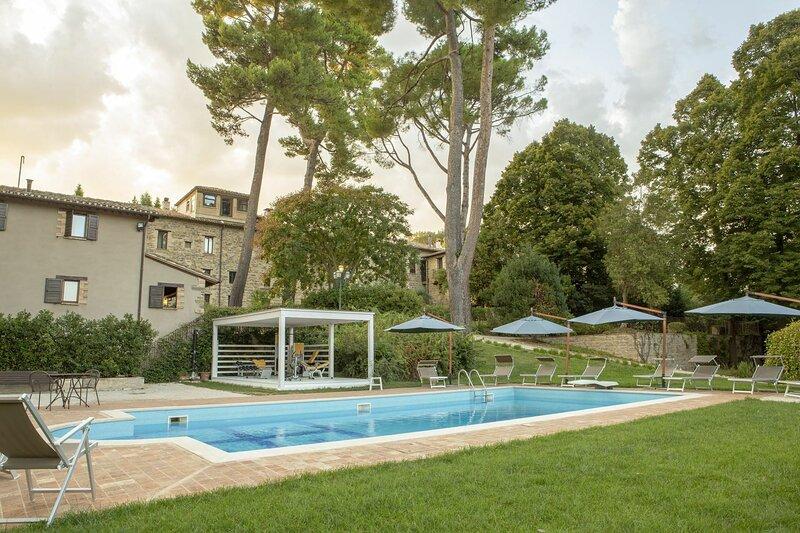 Villa Armonia Delle Stelle, location de vacances à Matelica