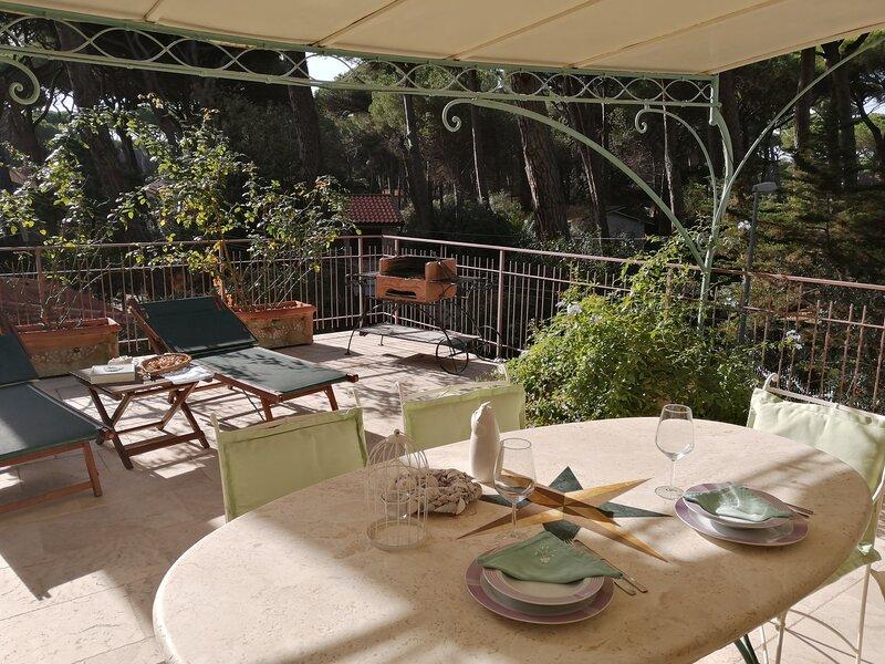 ITA1310 Kenza by Holiday World, casa vacanza a Marina di Castagneto Carducci