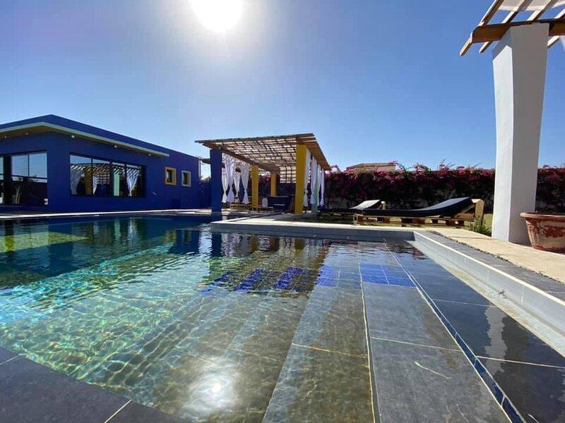 Villa Majorelle Luxe, location de vacances à Saly