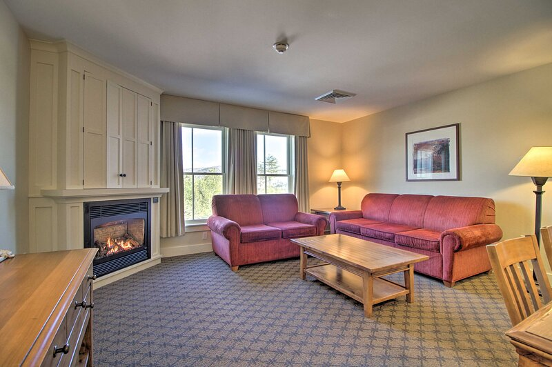 NEW! Condo in Jackson Gore Resort Near Hikes!, aluguéis de temporada em Mount Holly