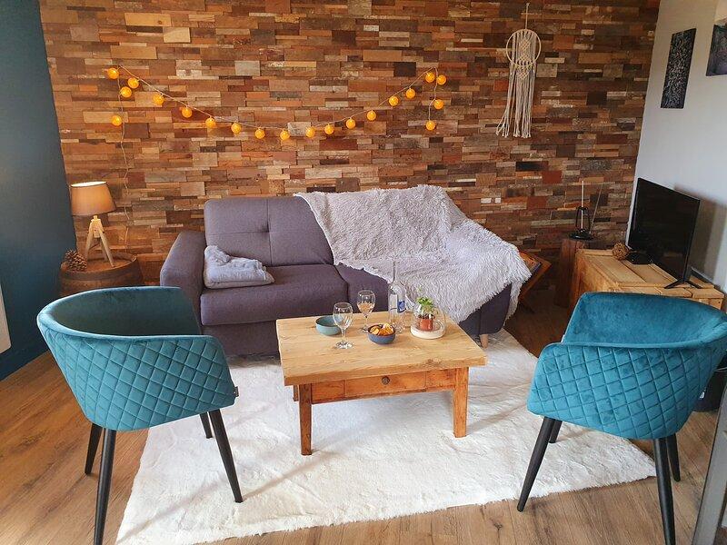 Gîte Vosges La Passotte, holiday rental in Plainfaing