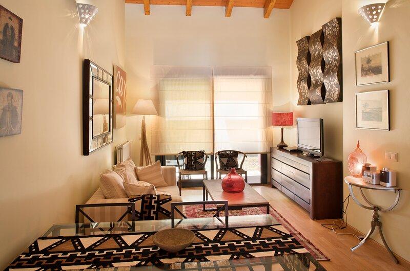Adosado F en Posada de Llanes + Terraza + WiFi + Garaje + Barbacoa - 2Hab / 5Pax, holiday rental in Robellada