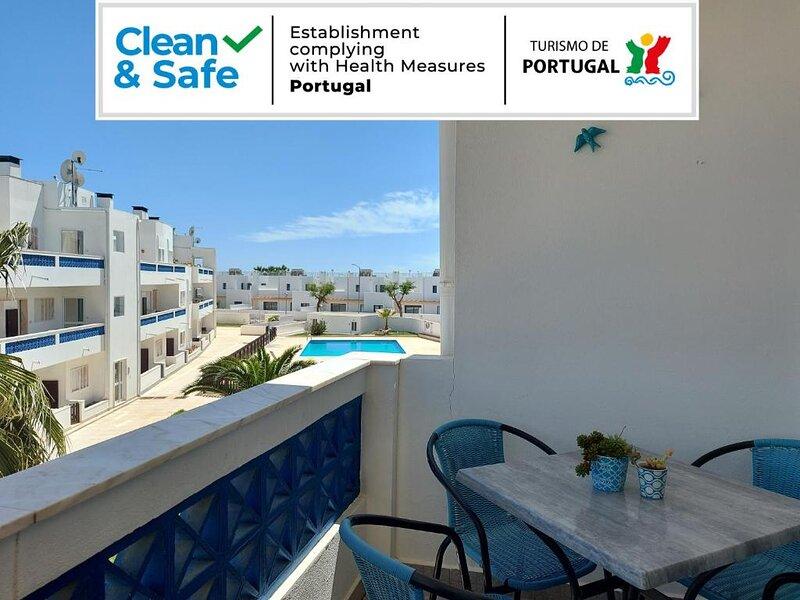 Santa Luzia Apartment, alquiler vacacional en Santa Luzia